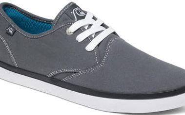 Quiksilver Tenisky Shorebreak Grey/Grey/White AQYS300027-XSSW 45