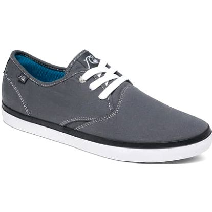 Quiksilver Tenisky Shorebreak Grey/Grey/White AQYS300027-XSSW 46
