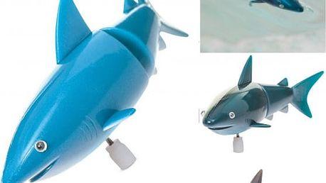 Plovoucí žralok do vany na klíček