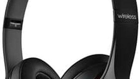 Beats By Dr. Dre Solo 2, černá; MHNG2ZM/A
