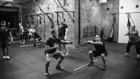 Od ledna ve formě: 4týdenní fitness kurz pro muže