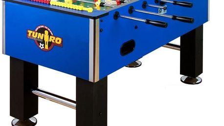Stolní fotbal fotbálek 110 kg TUNIRO modrý