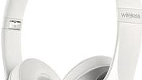 Beats By Dr. Dre Solo 2, bílá; MHNH2ZM/A