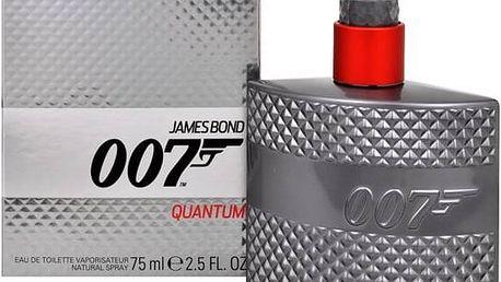 James Bond Quantum 125 ml