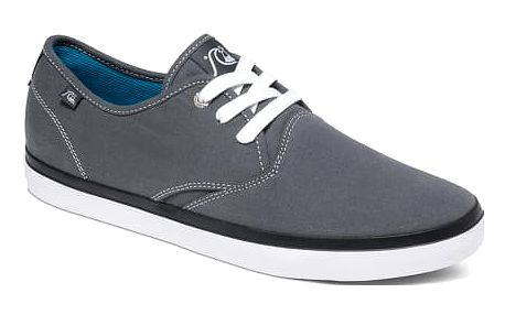 Quiksilver Tenisky Shorebreak Grey/Grey/White AQYS300027-XSSW 46