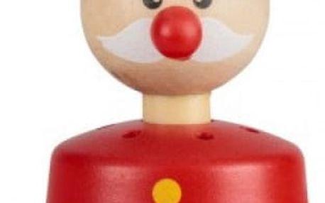 Vánoční postavičky hrající Rolničky