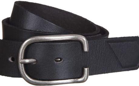 Volcom Kožený opasek Hitch Leather Belt Black D5931551-BLK S/M