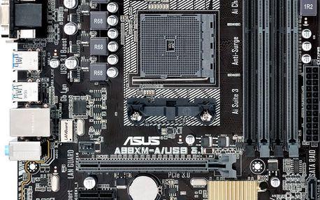 ASUS A88XM-A/USB 3.1 - AMD A88X - 90MB0QP0-M0EAY0