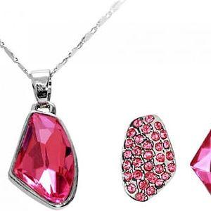 Elegantní sety náušnic a náhrdelníku z kvalitní slitiny kovů: včetně poštovného