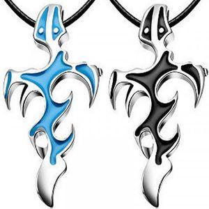 Unisex náhrdelník s tribal motivem