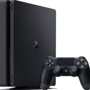 PlayStation 4 Slim, 500GB, černá - PS719845553