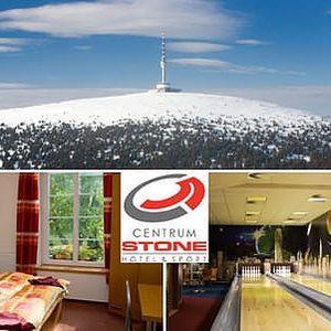3denní pobyt pro dva s polopenzí v Hotelu Centrum Stone
