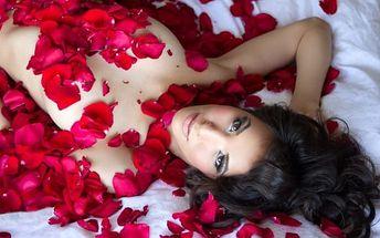 Tantrická masáž pro ženy, muže i pro pár, 60 nebo 90 min