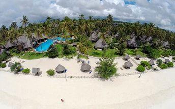 Zanzibar - Pwani Mchangani na 9 dní, plná penze nebo polopenze s dopravou letecky z Prahy
