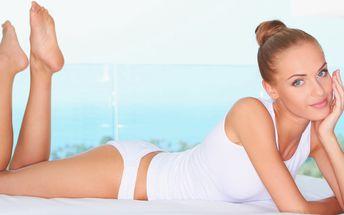 Kosmetický balíček - péče o pleť i tělo s masáží