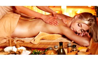 Luxusní relaxační procedura Asklépios