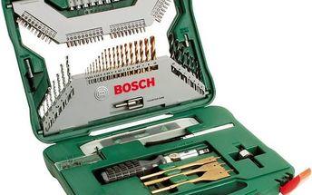 Sada nářadí Bosch 100dílná X-Line titan