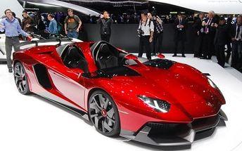Autosalon Ženeva - 87th Geneva International Motor Show včetně vstupenky + návštěva města