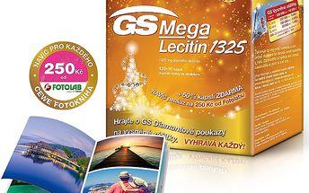GS Megalecitin 1325 120 + 60 kapslí