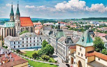 3 dny s polopenzí v secesním hotelu u Kroměříže