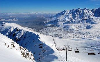 Vysoké Tatry s infrasaunou a slevami