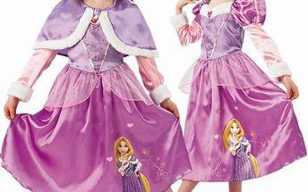 Dětský kostým princezna Locika, Rapunzel