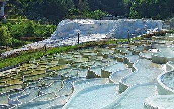Maďarsko, termální lázně Eger - luxusní wellness pobyt na 3 až 4 dny pro dva s polopenzí