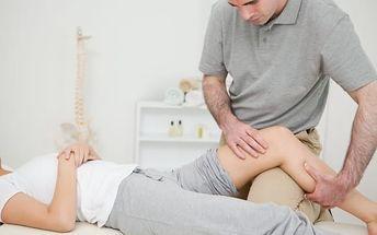 Dornova metoda - 60min. léčebná masáž pohybového aparátu pro úlevu od bolesti