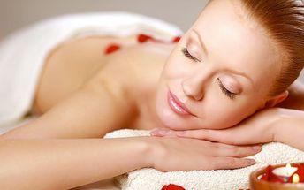 Luxusní růžový masážní balíček pro dámy