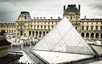 Francie, Paříž: 3denní zájezd pro 1 osobu včetně dopravy, termíny od března do května