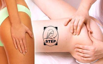 60minutová manuální lymfodrenáž dolních končetin. Dopřejte svému tělu ozdravný relax a detoxikaci pomocí manuální lymfodrenáže ve Studiu Step. Redukce hmotnosti, zmírnění celulitidy.