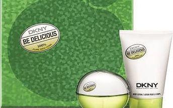 DKNY Be Delightful parfémovaná voda a tělové mléko X16 Set