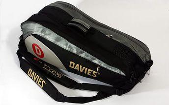 Parádní bag na rakety Racket Bag Pro Tour za 499 Kč! Navíc tričko zdarma