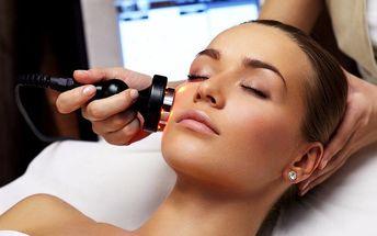 Kosmetické ošetření pleti vč. ošetření laserem