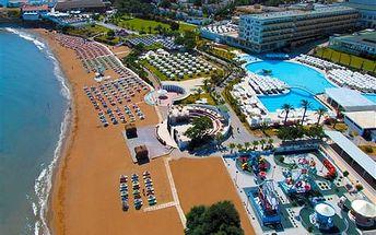 Hotel Acapulco, Severní Kypr, Kypr, letecky, all inclusive