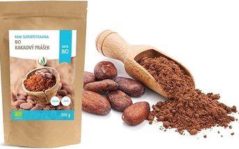 200 g bio kakaového prášku Allnature v RAW kvalitě
