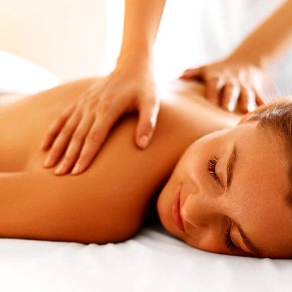 Regenerační masáže - prevence i řešení problémů