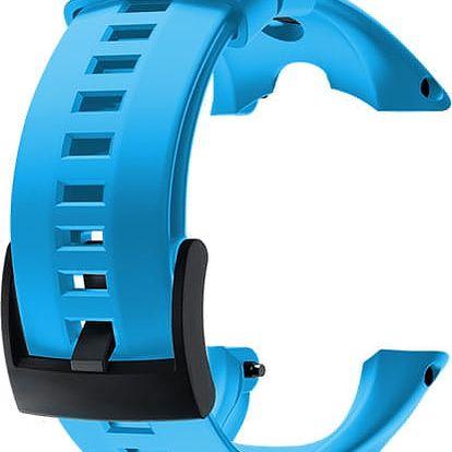 Suunto Ambit3 Peak sapphire Blue Silicone Strap - 822023