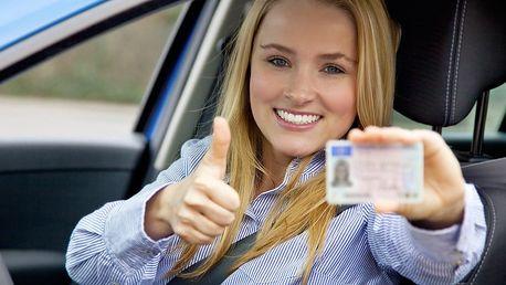 Rezervace řidičského průkazu B se slevou