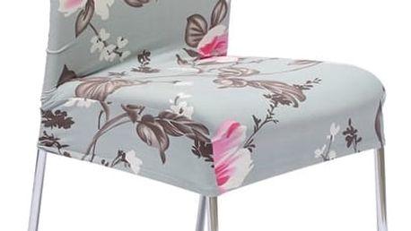 Designový potah na židli - vzor 4 - dodání do 2 dnů