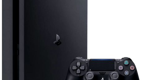 PlayStation 4 Slim, 500GB, černá - PS719845553