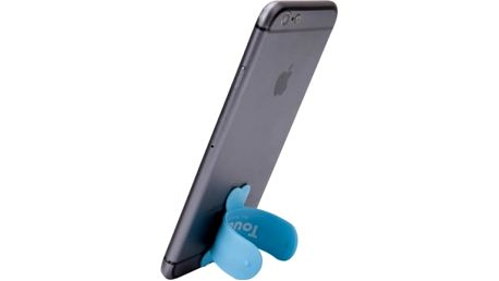 Barevný silikonový stojánek na telefon 6 ks