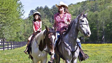Individuální lekce jízdy na koni