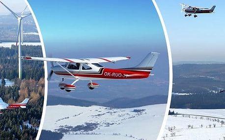 Pilotem letadla - více než vyhlídkový let.Vyberte si, zda poletíte ULL Skylane nebo ULL Eurostar. Vyberte si ze čtyř letadel a vyzkoušejte let 20 min. nebo 30 min. s předchozí instruktáží. V bezkonkurenční ceně je instruktáž a pak jste pilotem VY. Platno