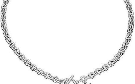 Guess Módní náhrdelník s krystalovým přívěskem UBN51486