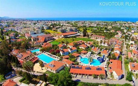 Riverside Garden Resort, Severní Kypr, Kypr, letecky
