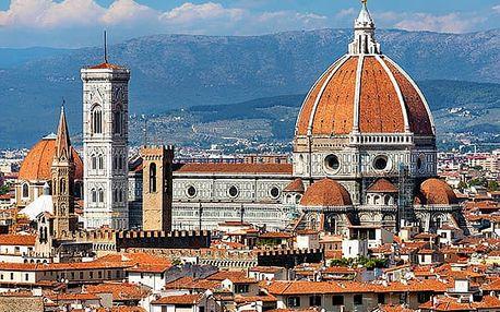 5denní zájezd s ubytováním do Říma či Verony