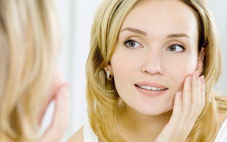 70minutová kosmetická relaxace
