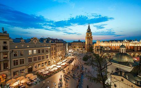 Osvětim a Krakov: 1denní zájezd pro 1 osobu z Prahy, Brna, Olomouce nebo Ostravy