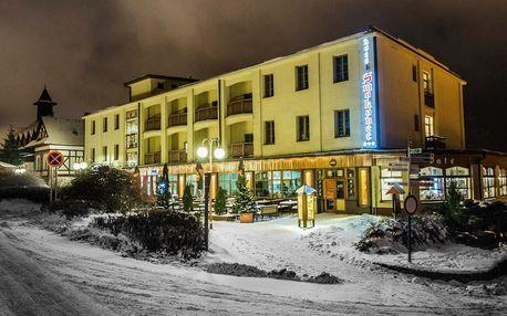 Zimní last minute pobyt v hotelu Smokovec *** s přilehlými lyžařskými středisky